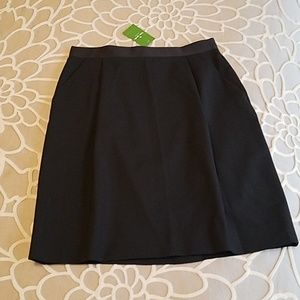 Kate Spade New York Black Pencil Skirt Size 6